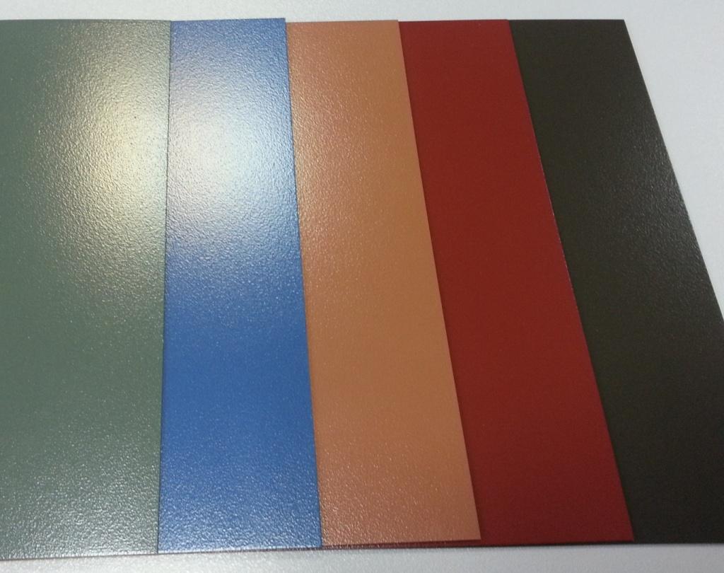 Цветовая гамма Puretan